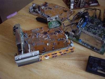 автомобильный CD ресивер Blaupunkt Магнитолы по ремонт