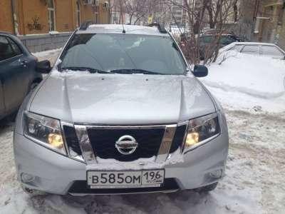 автомобиль Nissan Terrano