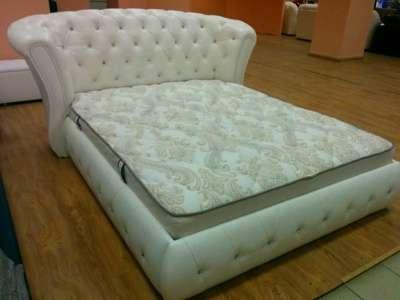 Кровать из экокожи Венеция