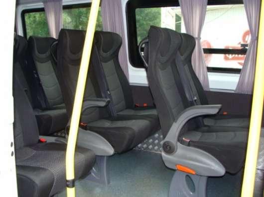 Аренда микроавтобусов в Саратове, пассажирские перевозки.