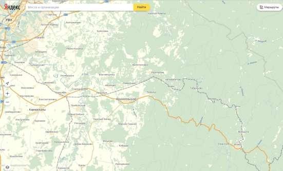 Земельный участок заповедник Кумбино Белорецкий р-н Башкирия