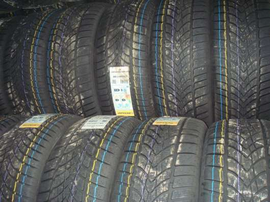 Новые липучки Dunlop 195 65 R15 Winter Sport 4D