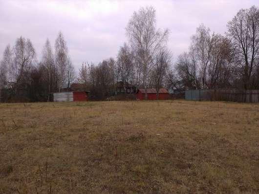 Участок 14 соток ИЖС, в д. Сумароково, Ступинский р-н