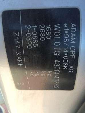 Опель Астра Спорт 2002. Объём 1.4. Пробег 165000