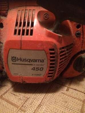 Бензопила Husqvarna 450E 15 X-Torq в Комсомольске-на-Амуре
