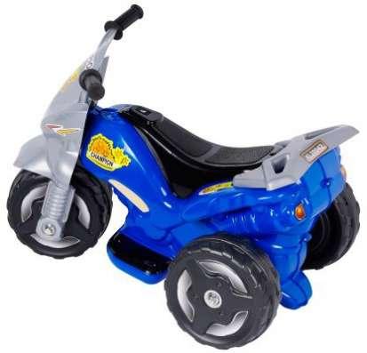 Электрический мото-трицикл biltema