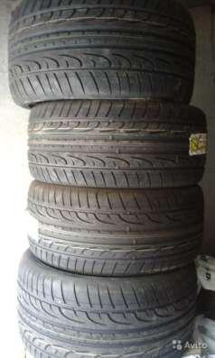 Новые Dunlop ранфлэт R21