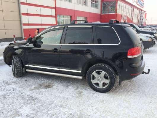 Продажа авто, Volkswagen, Touareg, Автомат с пробегом 270000 км, в Иркутске Фото 3