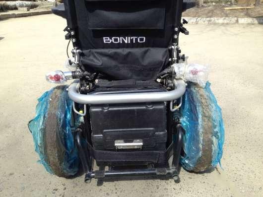 Инвалидная электрическая Bonito LY-EB-103-390017