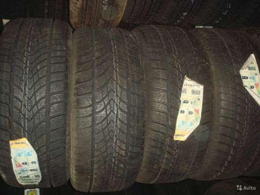 Новые зимние Dunlop 235/45/18 Winter Sport 4D в Москве Фото 2