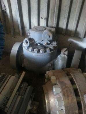 Кран шаровой ball valve 300/250 в Москве Фото 3