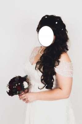 За пол цены очень красивое свадебное платье!!!!!!!