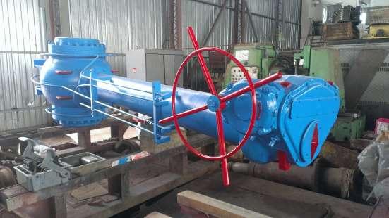 Запорное оборудование для трубопровода высокого давления в г. Бровары Фото 2