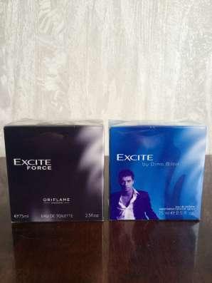 Женский и мужской парфюм