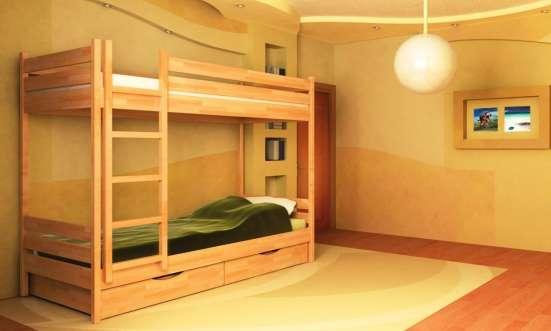 Кровать двухъяросная