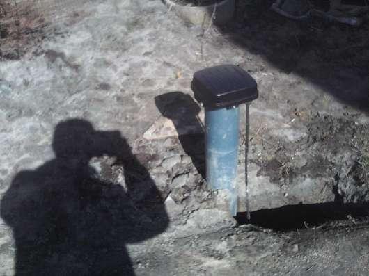 Бурение скважин до 40 метров на малогабаритной гдро. буровой