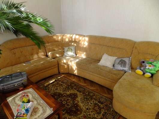 Раздвижной диван + кресло