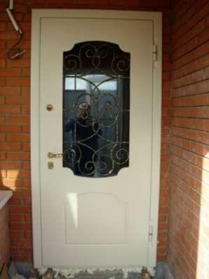 Ворота, решетки, броне двери, козырьки