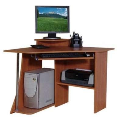 Угловой компьютерный стол СУ-3 в наличии