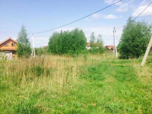 12 соток в дер. Лубенки, Можайского района, 107 км от МКАД по Минскому шоссе.