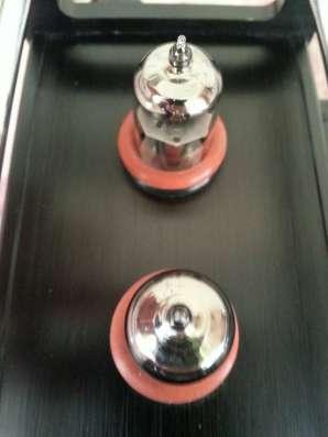 Шестиструнка: Ламповый цап усилитель для наушников Sense G1
