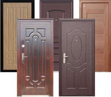 Производство и продажа дверных стальных блоков по ГОСТ 31173-2003 в г. Новый Уренгой Фото 1