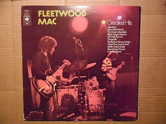 Fleetwood Mac – Fleetwood Mac Greatest Hits (UK)