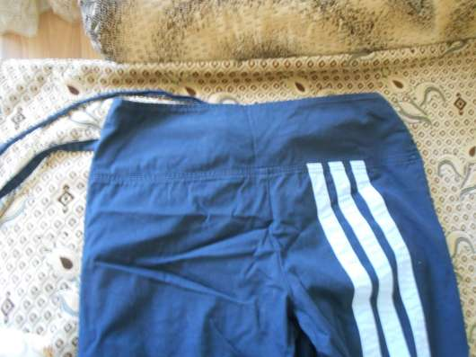 Спортивные брюки Adidas с завязками