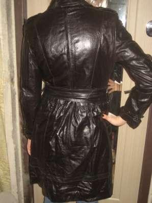 Кожаное пальто в Иванове Фото 1