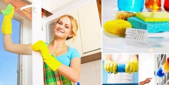Качественный клининг мытьё окон уборка квартир домов в Москве Фото 3