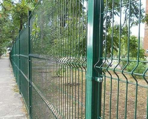 3D забор (еврозабор) 1730х2500х3 мм