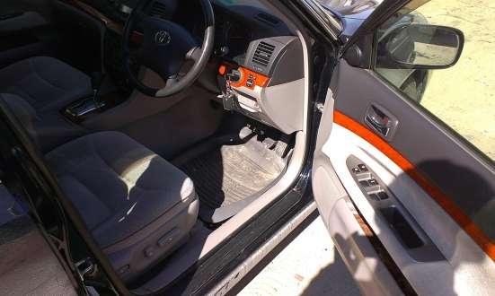 Продажа авто, Toyota, Mark II, Автомат с пробегом 136000 км, в г.Нягань Фото 5
