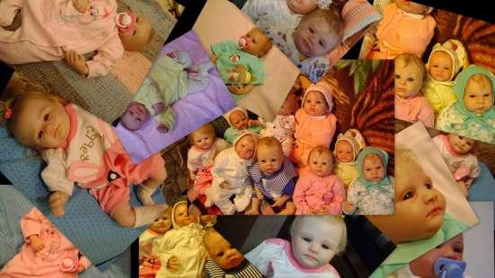 Куклы дети Куклы реборн в Красноярске Фото 2