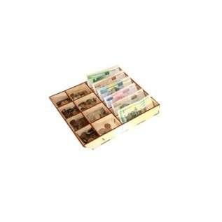 Кэшбоксы и лотки для монет и купюр