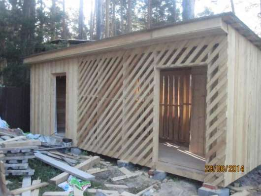 Строим дома ,бани,дачные домики !Любые плотницкие работы!
