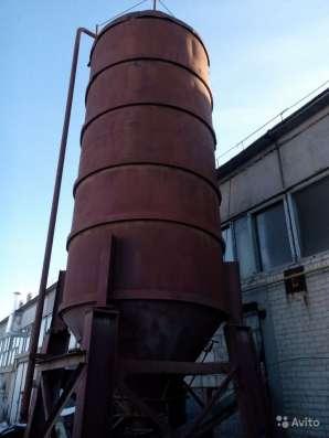 Оборудование для фасовки цемента и смесей