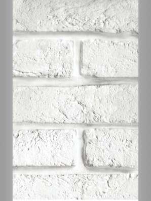 Панели ПВХ Кирпичи белые