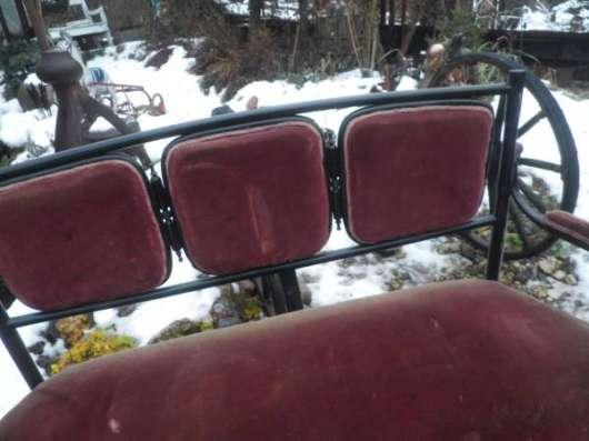 Старинный диван и два кресла в Москве Фото 3