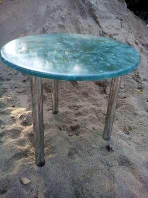 Столы из искусственного камня. Низкие цены. Ваш цвет
