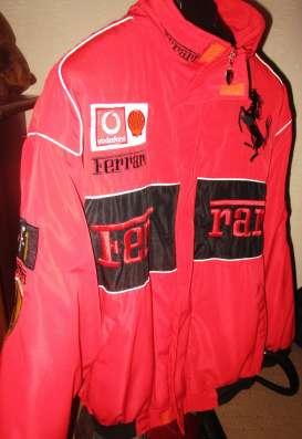 Куртка Ferrari, Формула - 1, новая