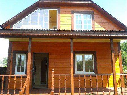 Продается: дом 120 м2 в 125 км по ярославскому ш.