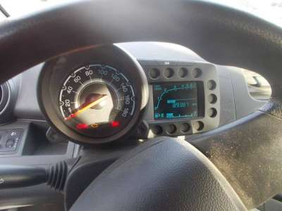 автомобиль Chevrolet Spark