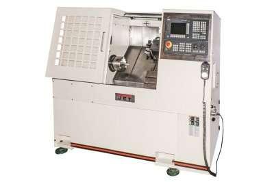 Токарный станок по металлу с ЧПУ JET BD-10S CNC