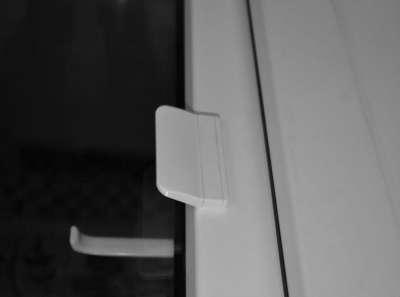 Обратные ручки на дверь балкона