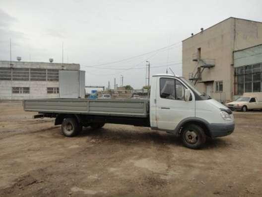 Перевозка грузов Газель бортовая удлиненная 4 метра