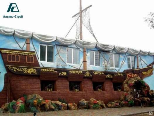 Строительство кафе в Краснодаре