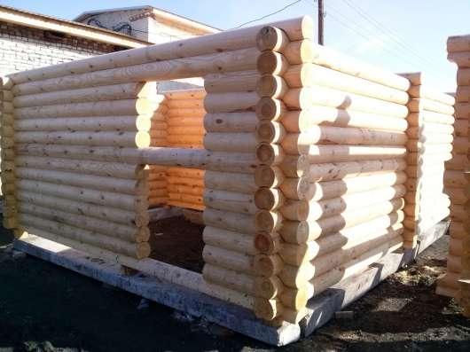Строим дома, бани, беседки в Барнауле Фото 2