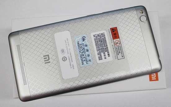Новый Xiaomi Редми 3 с Snapdragon 16 ГБ HongMi RedMi 3