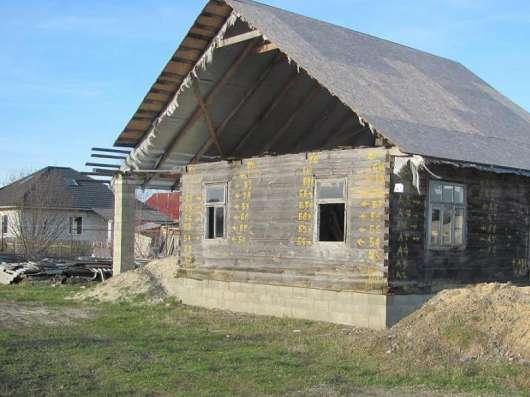 Дачный участок с коробкой дома (Брест)