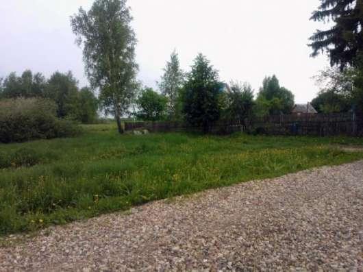 Земельный участок 20 соток рядом с водохранилищем в дер. Батынки, Можайский р-он,129 км от МКАД по Минскому шоссе